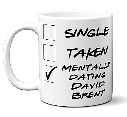 David Brent online dating