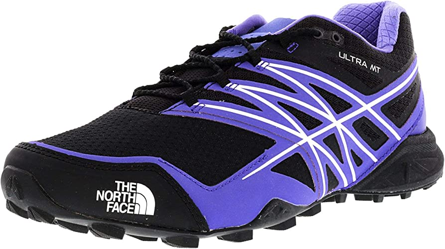 The North Face W Ultra MT, Zapatillas de Trail Running para Mujer ...