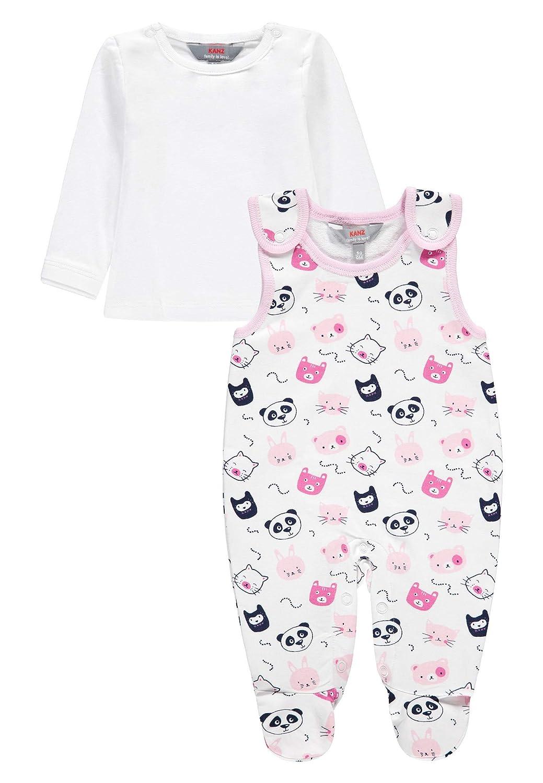 Kanz Baby-M/ädchen Bekleidungsset