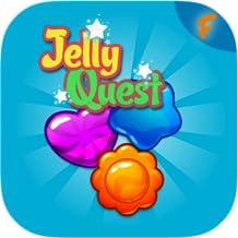 Jelly Quest - bejewel garden mania