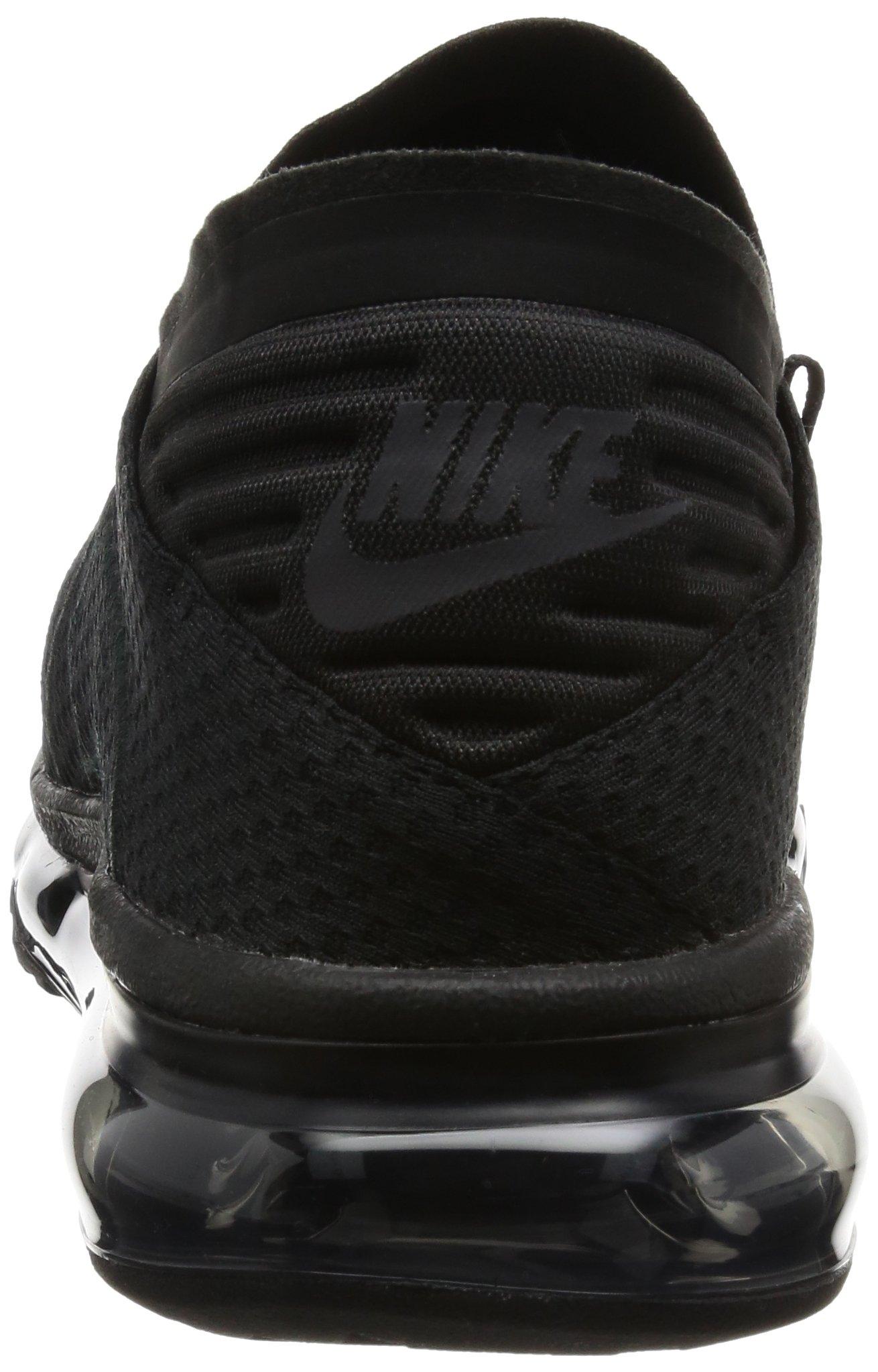 Nike Men's Air Max Flair, Black/ANTHRACIE, 10 M US by Nike (Image #2)