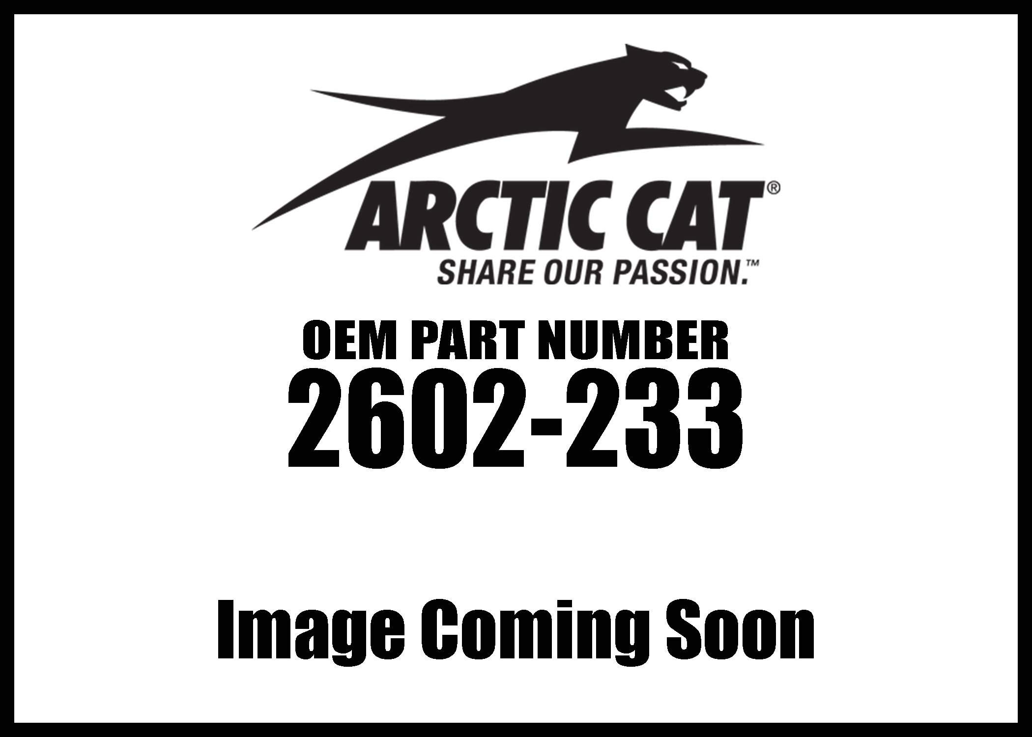 Arctic Cat 2012-2019 Pantera 7000 Ltd M 8000 Sno Pro 153 Snap Ringclr 175 2602-233 New Oem