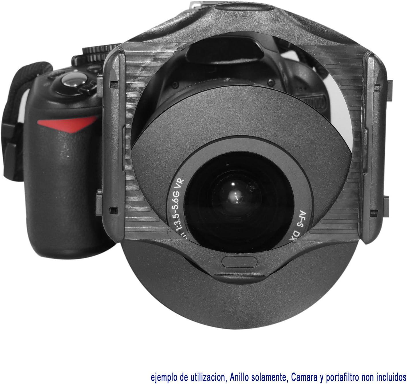 Anillo Adaptador Serie P Cokin 67mm: Amazon.es: Electrónica