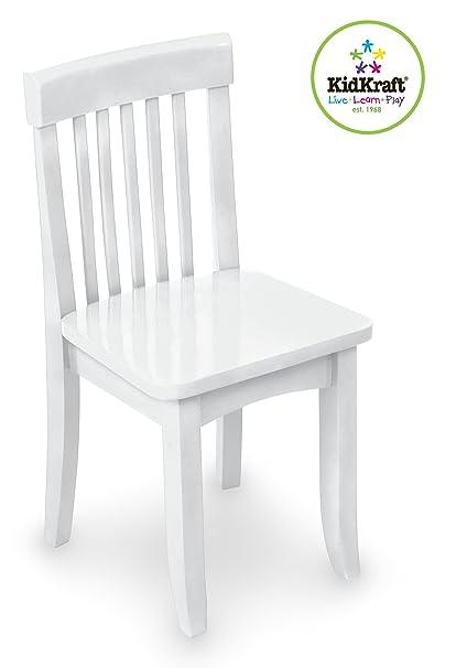 Delightful KidKraft Avalon Chair White