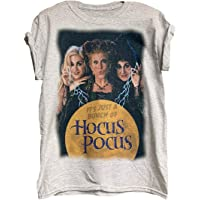 Women Halloween Squad T-Shirt Funny Sanderson Sisters Graphic Tee Top Hocus Pocus Shirts