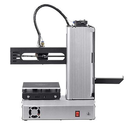 MONOPRICE Imprimante 3D Select Mini Pro - 120 x 120 x 120 mm ...