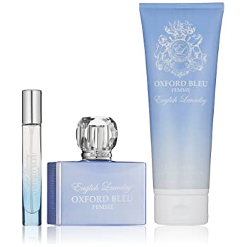 English Laundry Oxford Bleu Femme EDP Gift Set