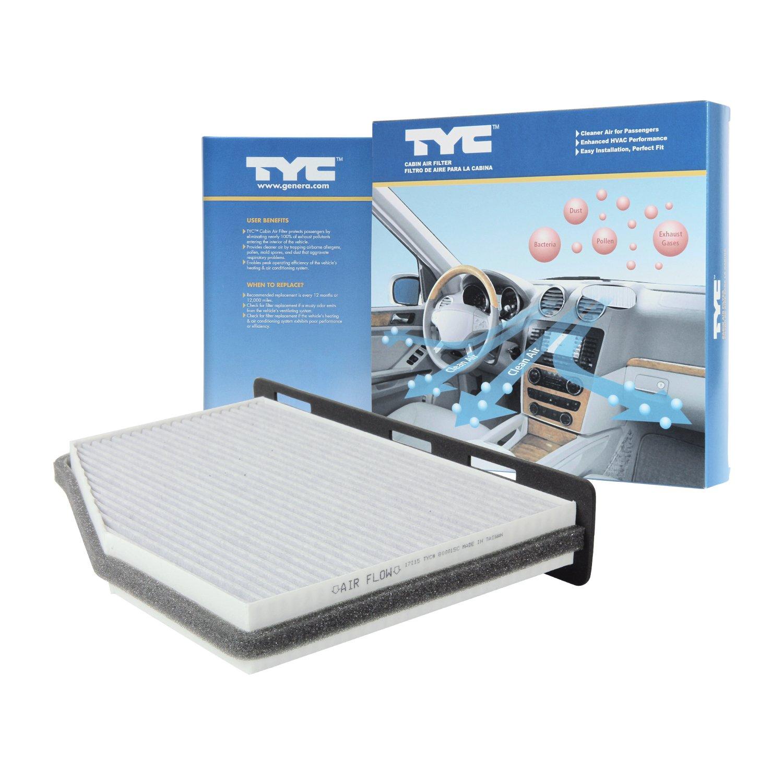 TYC 800015C Volkswagen Replacement Cabin Air Filter