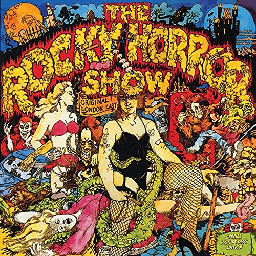 Espectáculo de Rocky Horror (Grabación del reparto de Londres de 1973) (Picture Disc / Limited)