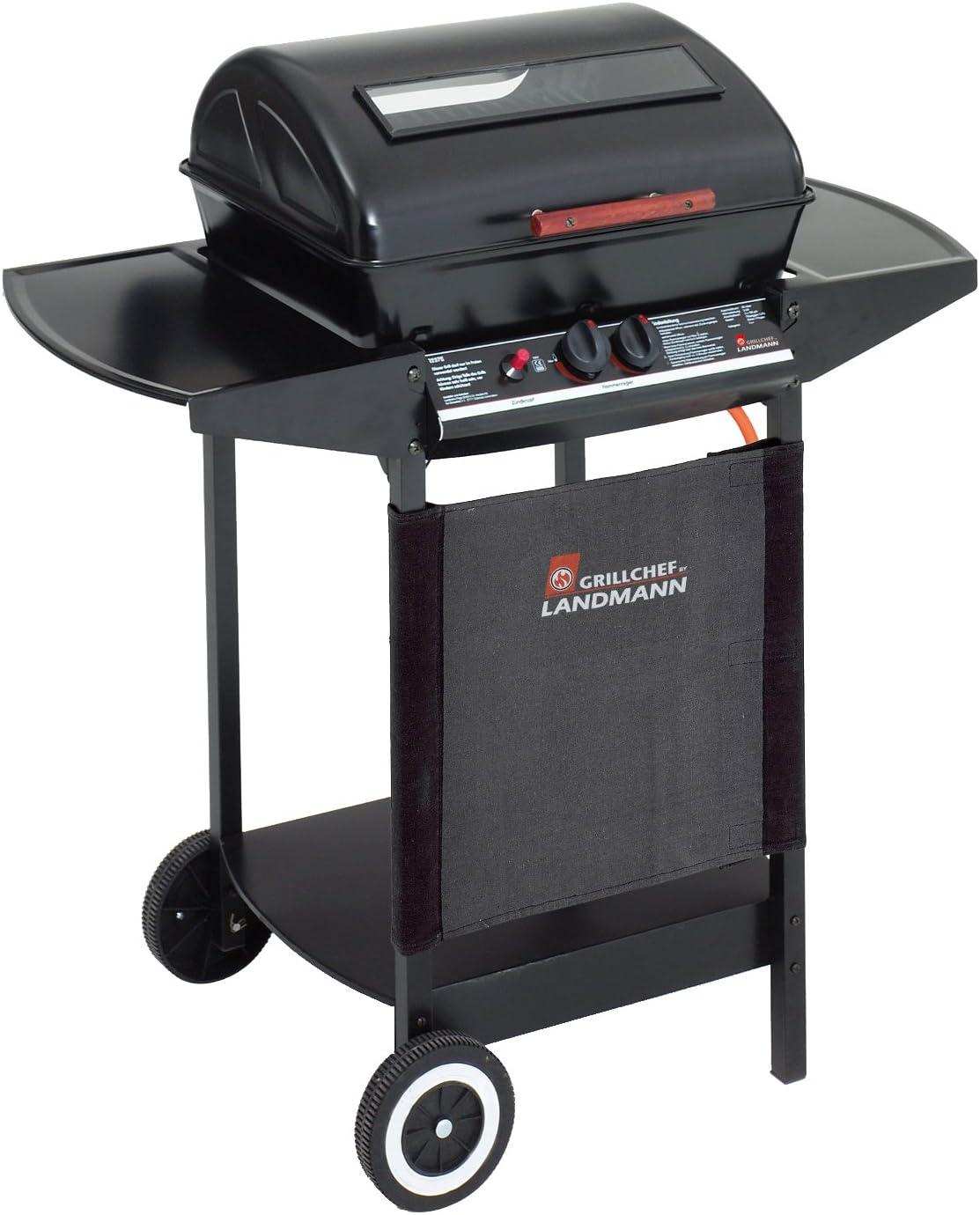 Notre test du barbecue Grillchef 12375 de Landmann
