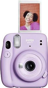 Fujifilm Instax Mini 11 Instant Camera - Lilac Purple (16654803)