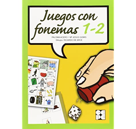 Juegos con fonemas. Guía: Amazon.es: Paloma Acero, Paloma Acero: Libros