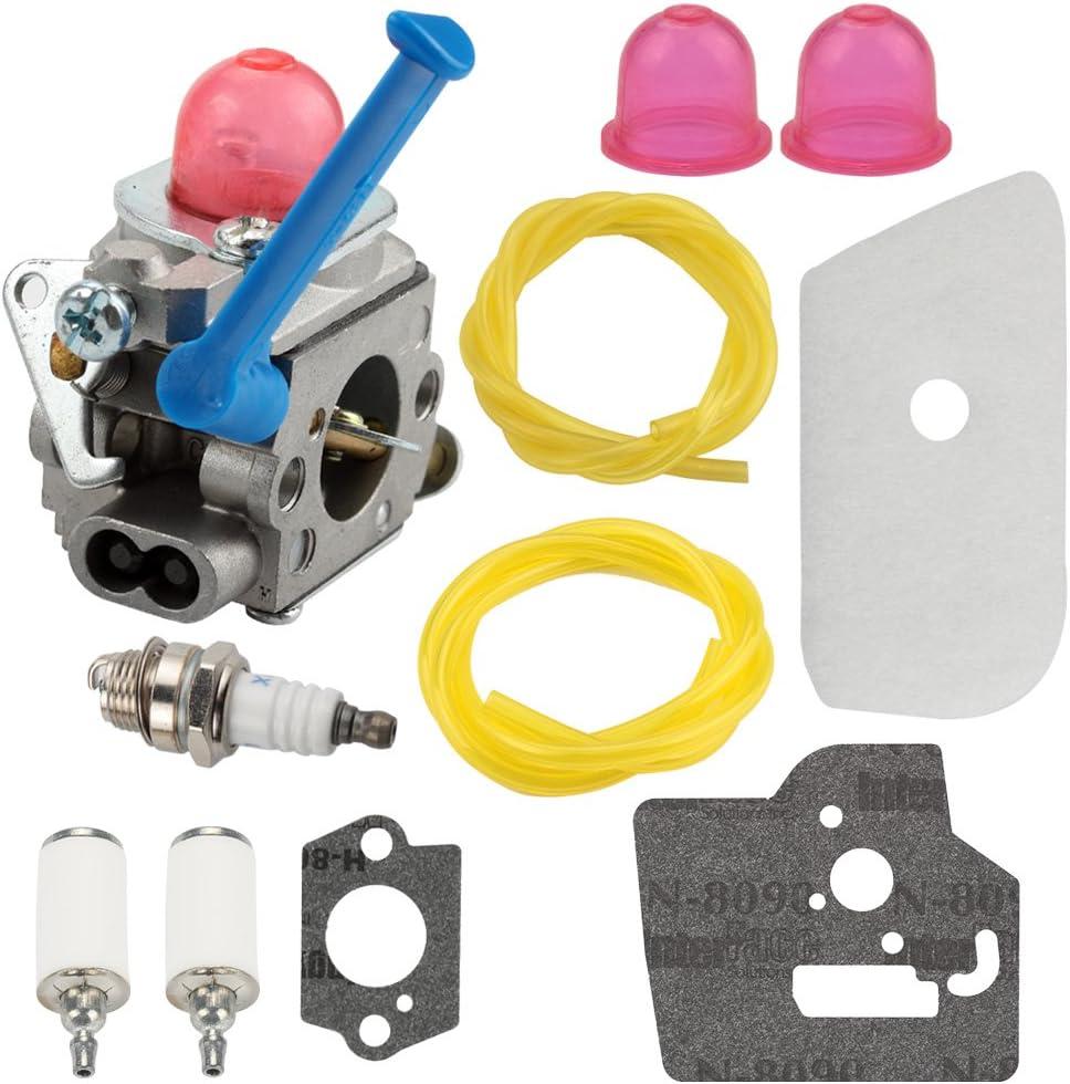 Air Filter kit for 124L 125L 125LD 128C 128CD 128L 128LD 128LDX 128R