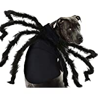 Halloween Costume for Pets Dogs Spiders Sweatshirt Cosplay Apparel Clothes Pets Dogs Halloween Funny Dog Puppies Theme…