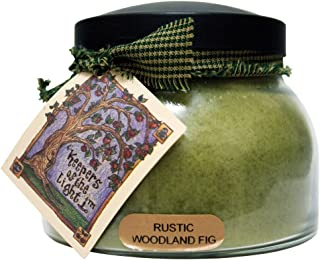 product image for A Cheerful Giver Rustic Woodland Fig Mama Jar Candle, 22-Ounce