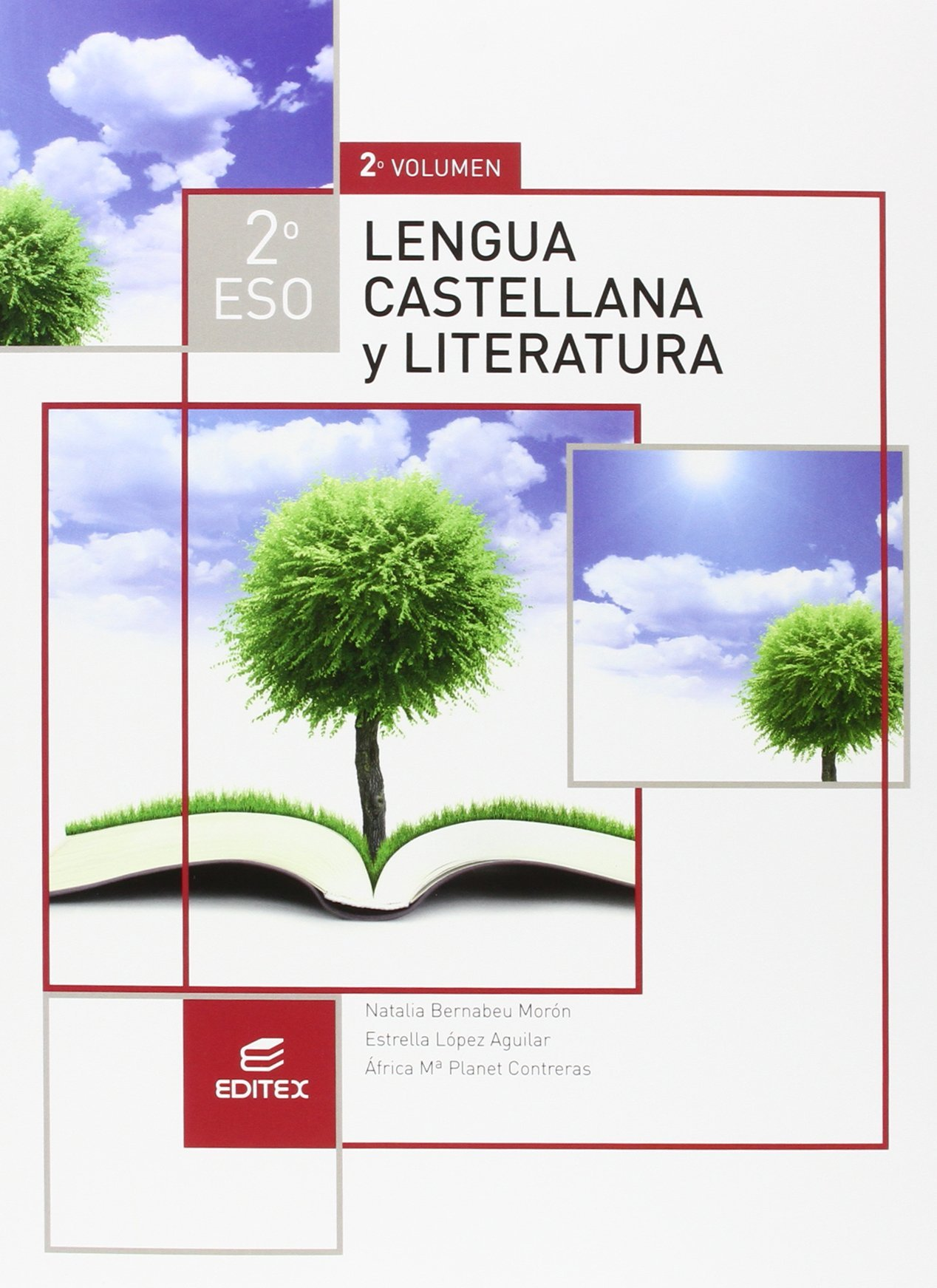 Lengua castellana y Literatura 2º ESO LOMCE Secundaria ...