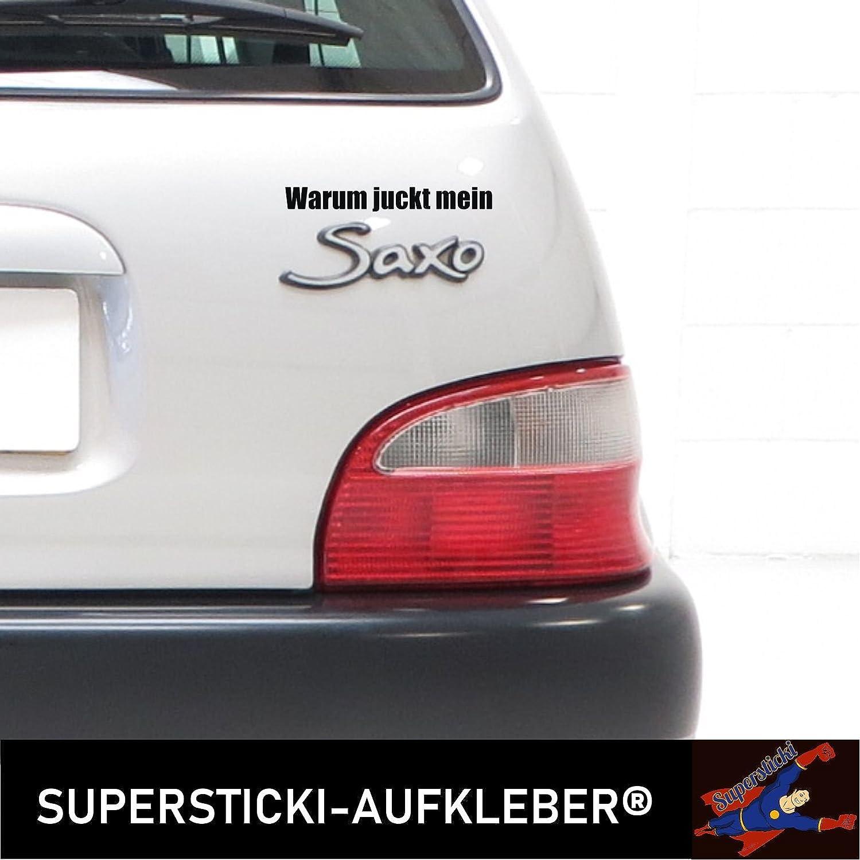 Jucken Arschloch