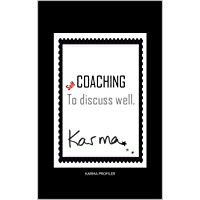Self-COACHING to discuss well. (English Edition)