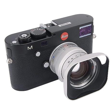 Haoge LH-ZV07P Lens Hood for Carl Zeiss Biogon T 2/35 35mm f2 ZM, C Biogon  T 2 8/35 35mm f2 8 ZM, Planar T 2/50 50mm f2 ZM