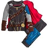 Marvel Thor Costume PJ PALS Pajamas for Boys - Thor: Ragnarok