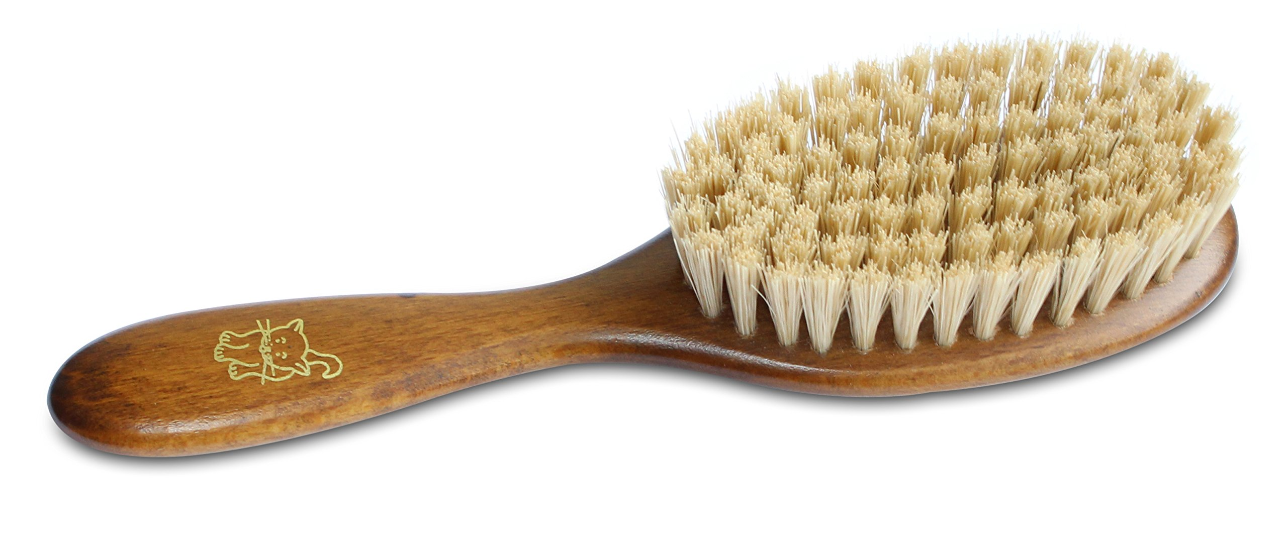 mars boar bristle cat hair brush