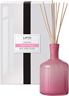 product image for LAFCO New York Signature Scented Reed Diffuser, Duchess Peony, Powder Room (15fl. oz)