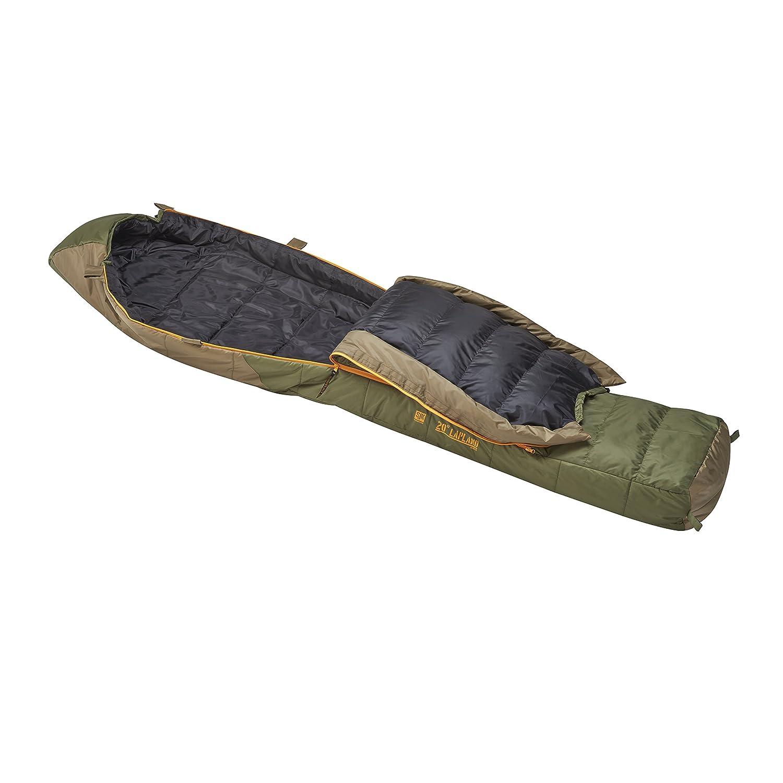 Slumberjack Laponia 20 Down Hybrid momia saco de dormir: Amazon.es: Deportes y aire libre