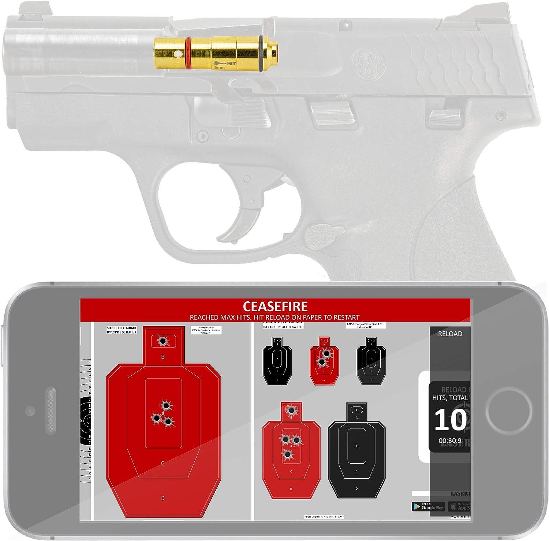 Amazon Com Laserhit Dry Fire Training Kit Sports Outdoors