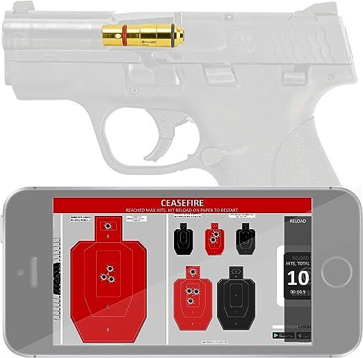 Laserhit Dry Fire Training Kit Sports Outdoors Amazon Com