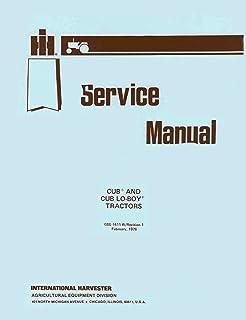 International farmall cub operator's manual 1947 54 international on farmall cub wiring diagram manual 1948 1948 Farmall H Parts 1948 Farmall Cub Parts