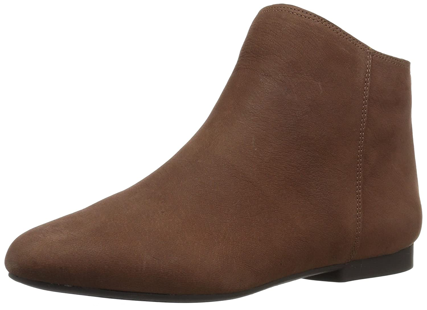 Lucky Brand Women's Gaines Ankle Boot B0727SF3SW 7 B(M) US|Toffee