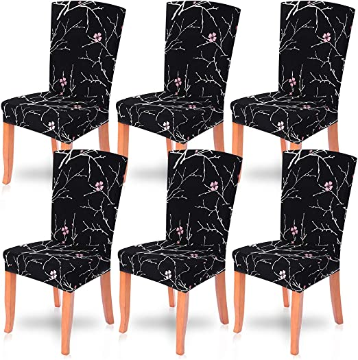 Spandex Stretch Chair Seat Loose Cover Wedding Banquet Dining Room Party Decor