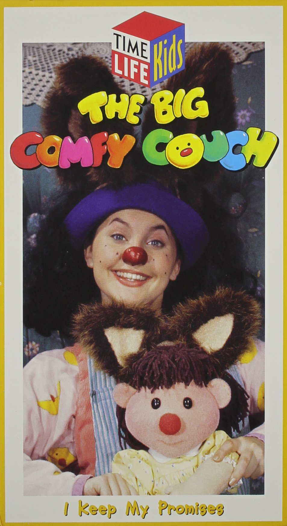 The Big Comfy Couch: I Keep My Promises [VHS]
