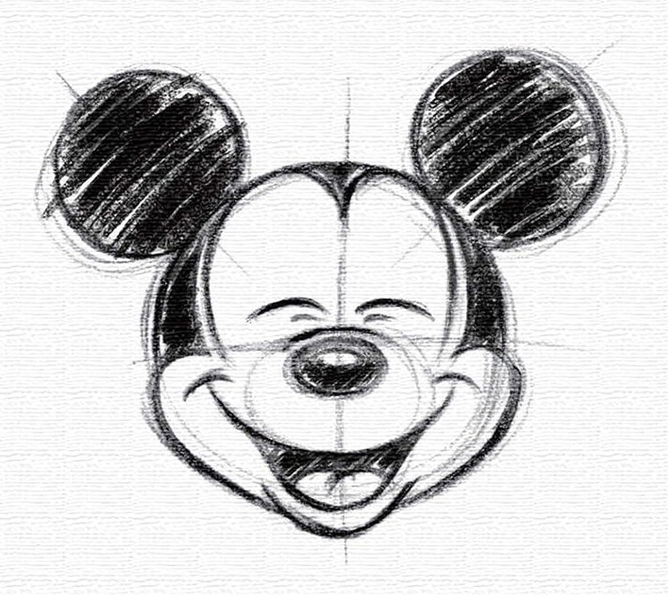 ディズニー ミッキーマウス Android(960×854)待ち受け画像