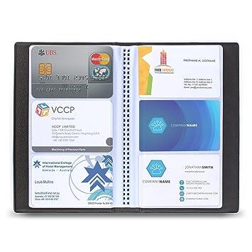 Amazon 300 cells pu leather business name card holder id card 300 cells pu leather business name card holder id card credit card case book colourmoves