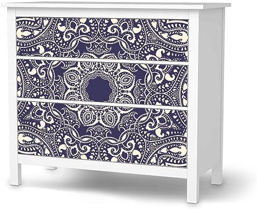 Ikea Cassettiera Hemnes 3 Cassetti.Mobili Adesivo Per Ikea Hemnes Como 3 Cassetti Mobili Pellicola