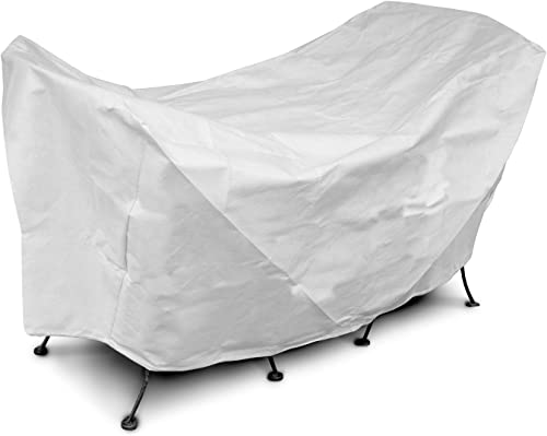 KoverRoos SupraRoos 51540 3 Pc Cafe Set Cover, 60 by 30 by 30-Inch, White