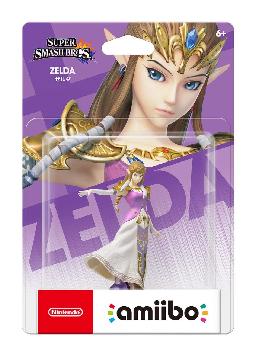 Amiibo Zelda (Super Smash Bros  Series)