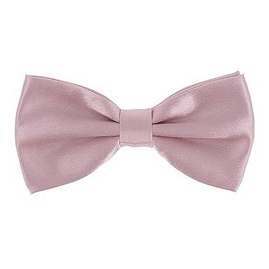 de style élégant meilleure sélection de vente de sortie cravateSlim Noeud Papillon Rose vieilli - Noeud Papillon ...
