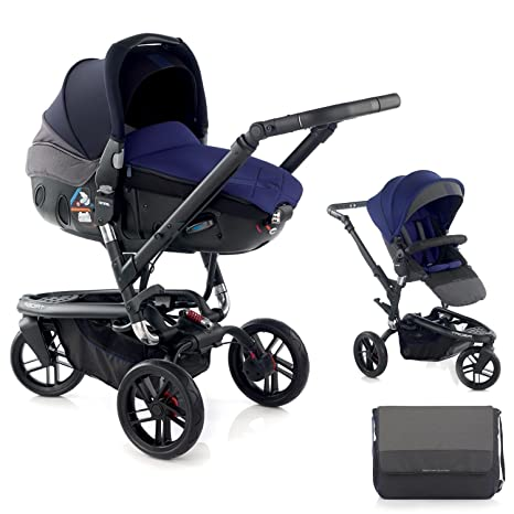 Jane - Coche de Paseo Duo Jané Rider 5388 Matrix Light 2 azul