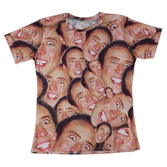 Amazon.com: Camiseta de 7eaven Shop en impresión 3D ...