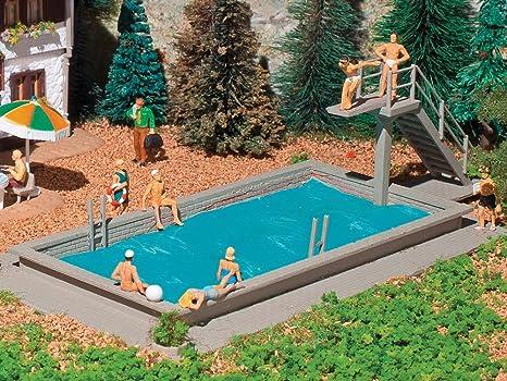 Amazon.com: Swimming Pool -- Kit - 3-3/8 x 1-9/16 x 1\