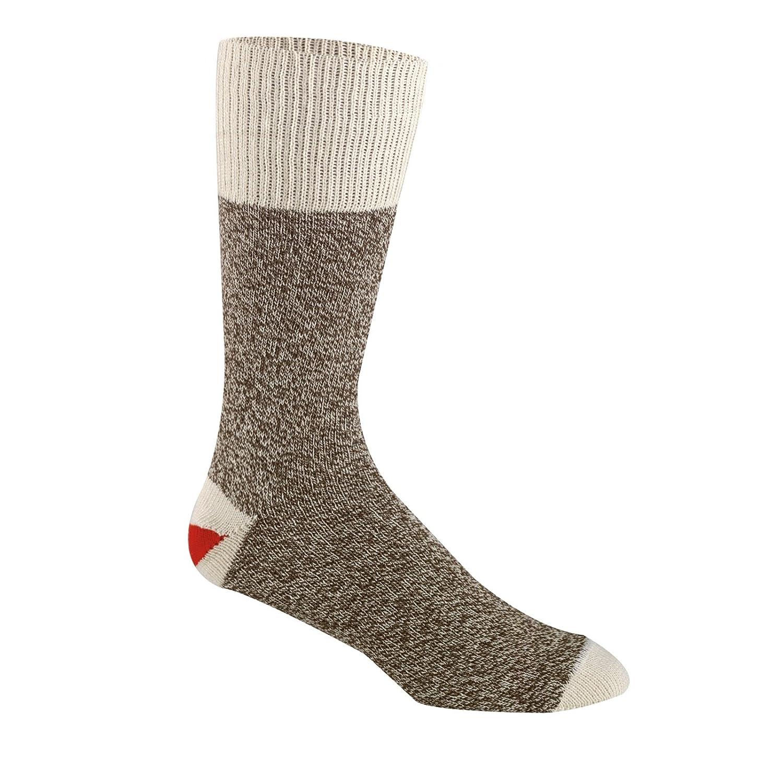 Amazon.com: Red Heel Monkey Socks 2 Pairs-Large Brown Heather ...