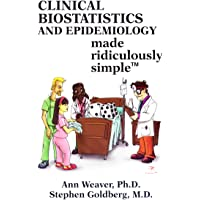 Clinical Biostatistics Made Ridiculously Simple