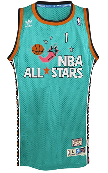 check out 2e545 d624b adidas Orlando Magic Anfernee Penny Hardaway 1996 All Star Soul Swingman  Jersey