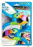 O2COOL BocaClip-Tucan Clip, 1-Pack