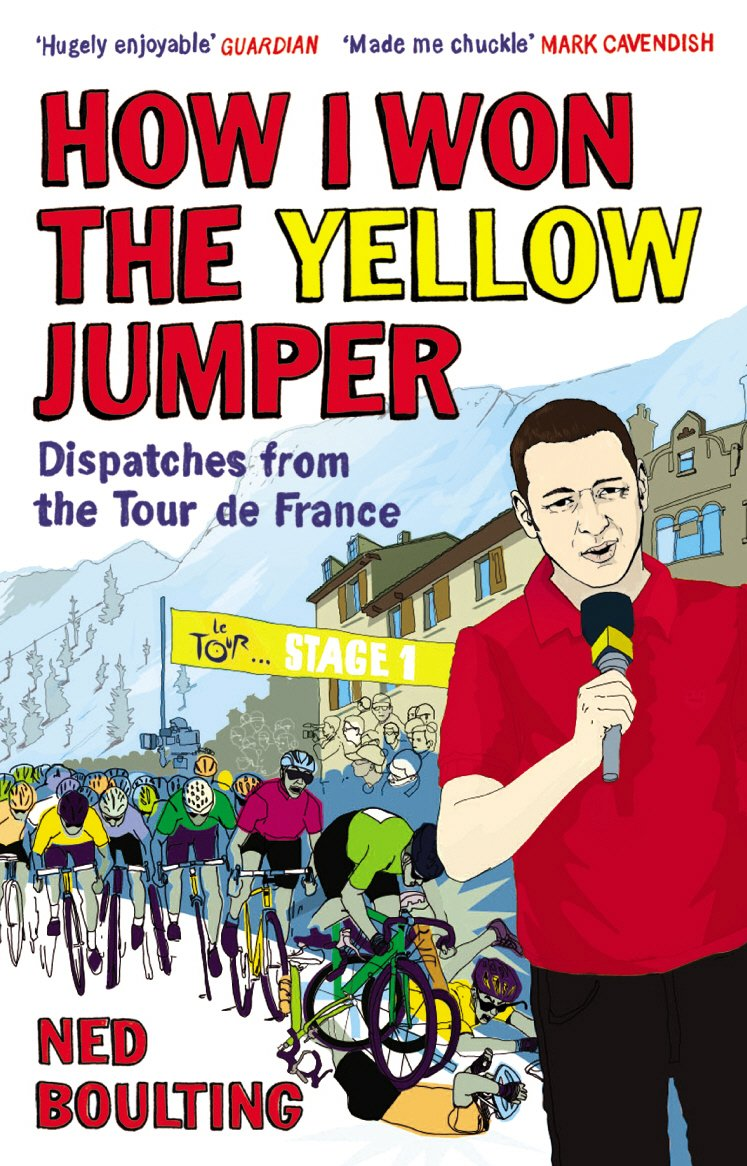 How I Won the Yellow Jumper: Dispatches from the Tour de France (Yellow Jersey Cycling Classics) by Brand: Vintage Digital