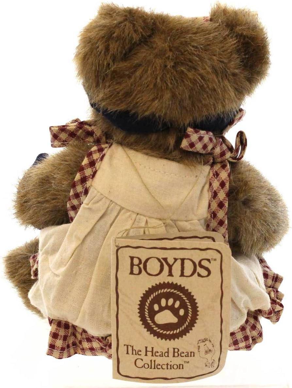"""NWT Boyds The Head Bean Collection Cheryl Ann Cooper  #984402 13/"""" High"""