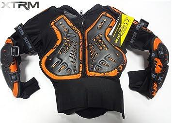 Chaqueta niños: XTRM Nueva chaqueta para niños dorsal Moto ...