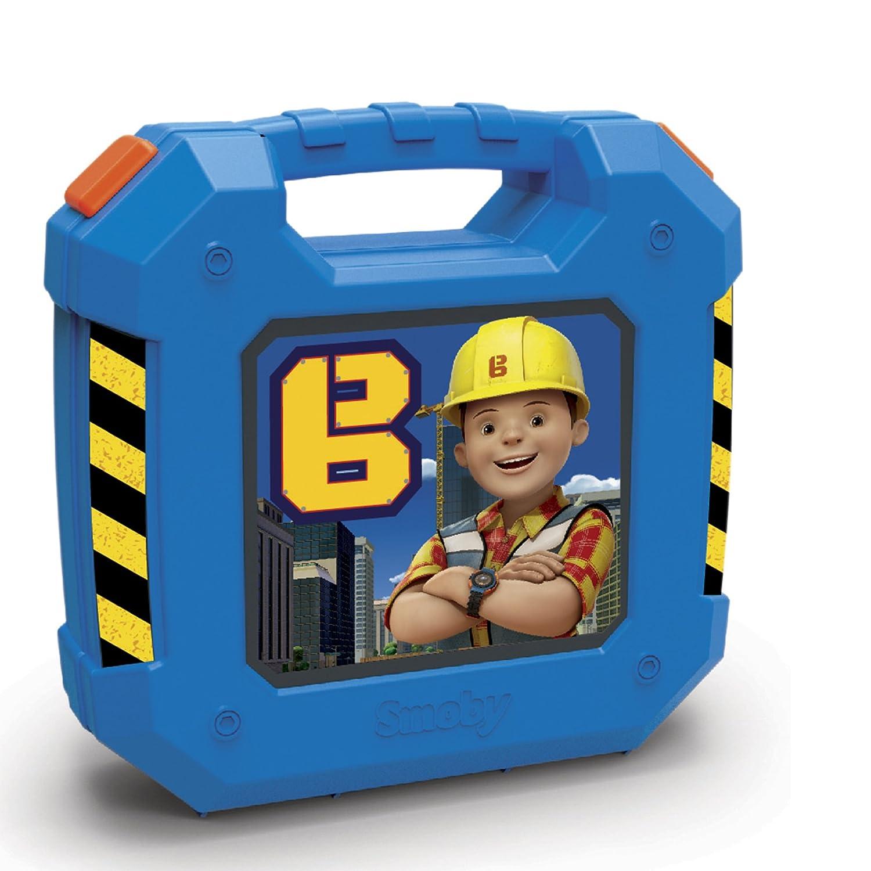 Kinder Werkzeugkoffer - Smoby Bob der Baumeister Werkzeugkoffer